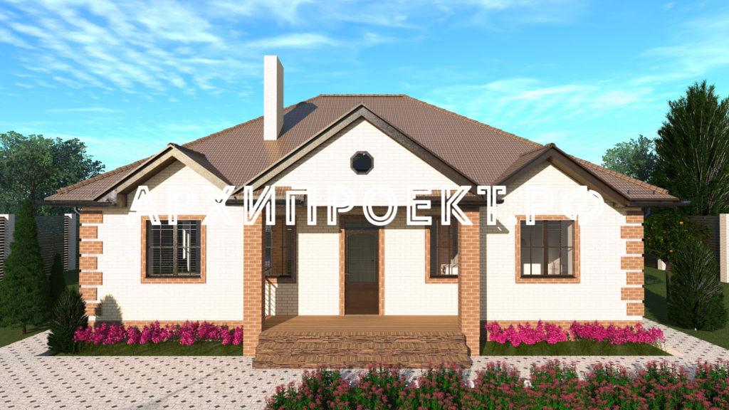 Купить одноэтажный дом до 150