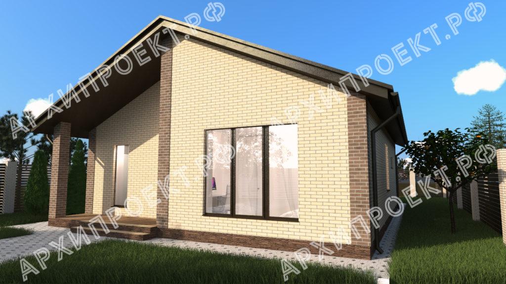 Дом для пенсионеров проект