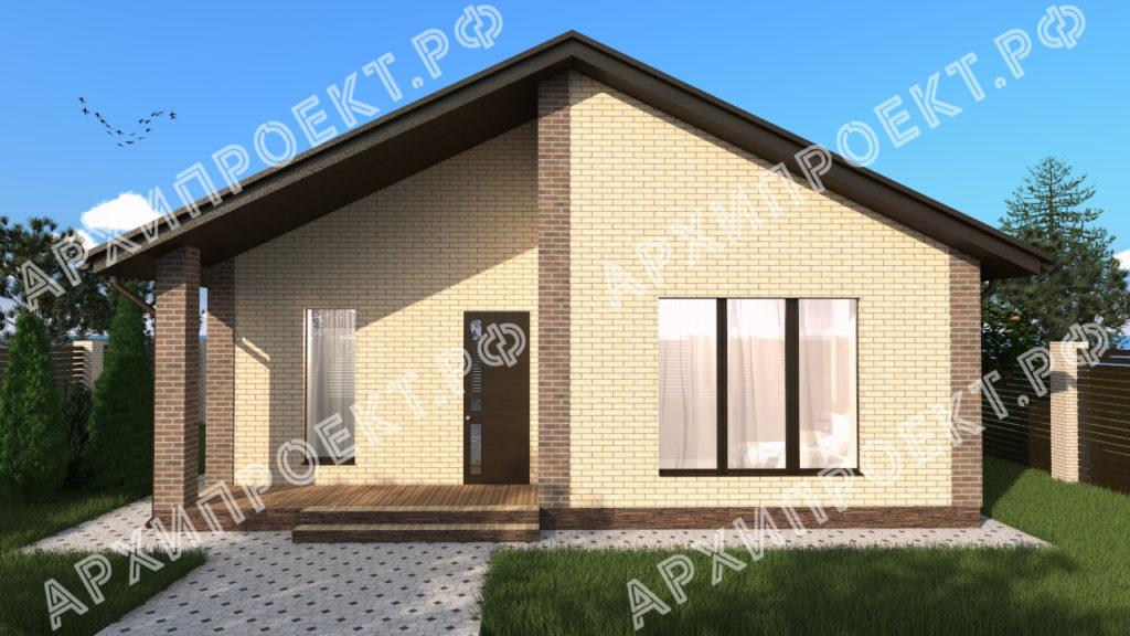 Дом для пенсионеров