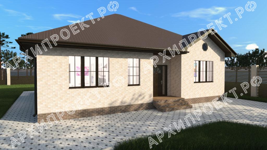 Лучший проект дома красивый