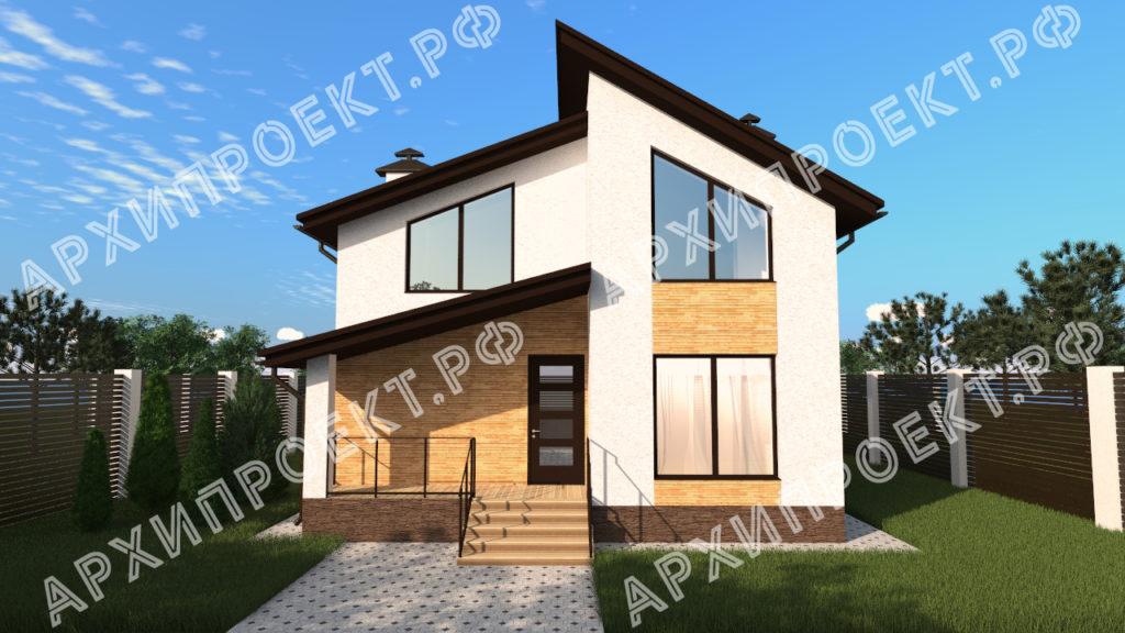 Проект дома с сауной фото